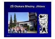 ZŠ Otakara Březiny - Z. Obrdlíková