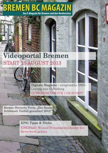 Bremen BC Magazin 07/2013