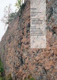 Contents - arkisto.gsf.fi - Geologian tutkimuskeskus