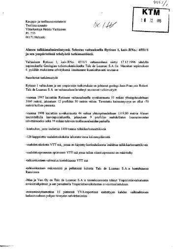 Ylitarkastaja Heikki Vartiainen l - arkisto.gsf.fi