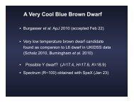 No.74.Burgasser Very Cool Brown Dwarf(old