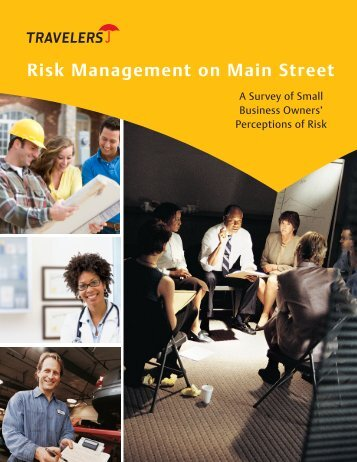 Risk Management on Main Street - Blogs.courant.com