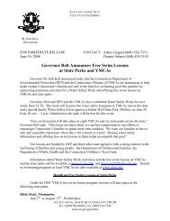 Water Safety Week Statement.pdf - Blogs.courant.com