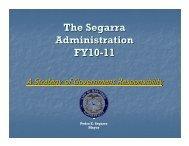 The Segarra Administration v3 pdf - Blogs.courant.com