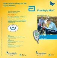 FreeStyle MiniTM