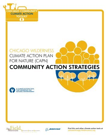 Climate Action Plan for Nature (CAPN) - The Field Museum