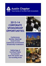 to download our complete Corporate Partnership Opportunties ...