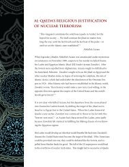 al-qaeda's religious justification of nuclear terrorism - Belfer Center ...
