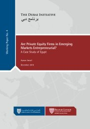 Are Private Equity Firms in Emerging Markets Entrepreneurial?