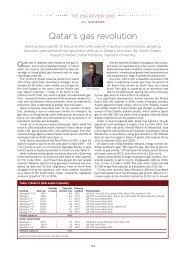 Qatar's gas revolution - Belfer Center for Science and International ...