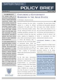 DSG eGOV BRIEF - Belfer Center for Science and International Affairs
