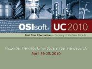 Securing Your PI System - Slides - OSIsoft