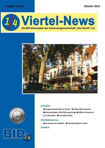 Viertel-News 03/12 - Das Viertel