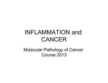 Karin lecture.pdf - UCSD/Burnham Molecular Pathology