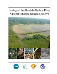 Ecological Profile of the Hudson River National Estuarine Research ...