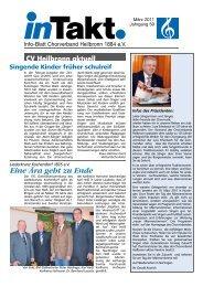 CV Heilbronn aktuell - Chorverband Heilbronn