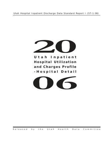2006 - Utah Department of Health - Utah.gov