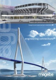 engineering connections® - Mageba SA