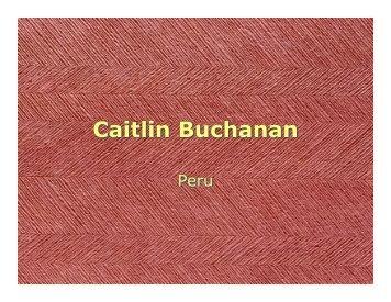Caitlin Buchanan