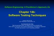 scenario testing - The University of Toledo - Engineering ...