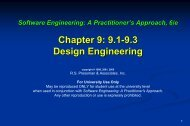 Design Classes - The University of Toledo - Engineering ...