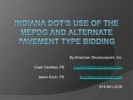 MEPDG Presentation - The University of Toledo - Engineering ...