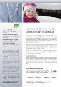 Hemmeligheden bag energibesparelse, se mere her - Nordvarme.dk - Page 2