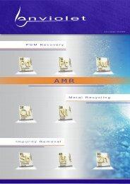 Metall Recycling - ack aqua concept Gmbh