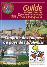 Chapitre des Tulipes au pays de l'Edelweiss - kaese guilde saint ...