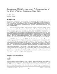 A Retrospective of the Work of James Pusack and Sue Otto - CALICO