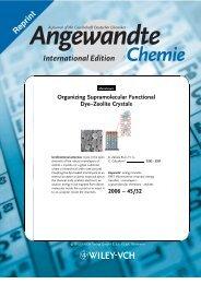 Uni-directional Antenna - Departement für Chemie und Biochemie ...