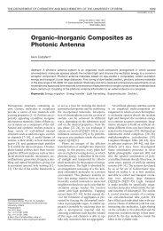 full-text pdf - Departement für Chemie und Biochemie