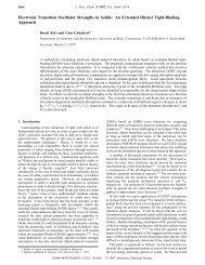 full text - pdf - Departement für Chemie und Biochemie