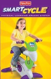 K5054 : Smart Cycle - Mattel