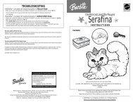 Serafina - Mattel