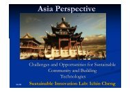 Ichin Cheng, Research Director, SILab - The Centre for Sustainable ...