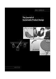 JSPD 3 Acrobat - The Centre for Sustainable Design