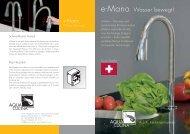 e-Mano Katalog (PDF 640kb) - ASK Aqua Cucina