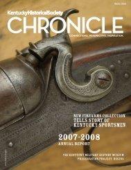 tells story of kentucky sportsmen - Kentucky Historical Society