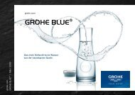 Grohe Blue® - ASK Aqua Cucina