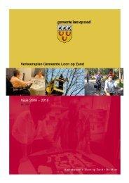 Verkeersplan Gemeente Loon op Zand Visie 2009 – 2015
