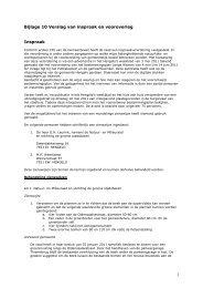 Bijlage 10 Verslag van inspraak en vooroverleg - Gemeente Hengelo