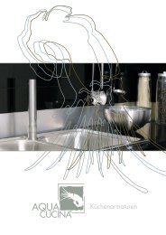 Gesamt Katalog (PDF 792kb) - ASK Aqua Cucina