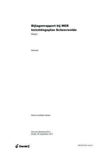 Bijlage 2 Bijlagenboek MER - Ruimtelijkeplannen.nl