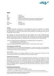 Bijlage 5 Quickscan nieuwe normering parkeercijfers en ...