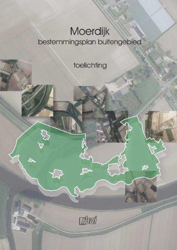 Moerdijk bestemmingsplan buitengebied - Ruimtelijkeplannen.nl