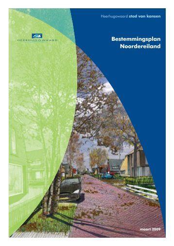 Bestemmingsplan Noordereiland - Ruimtelijkeplannen.nl