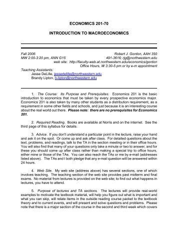 introduction to macroeconomics Here is the best resource for homework help with eec 2303 : introduction to macroeconomics at florida institute of tech find eec2303 study guides, notes, and.