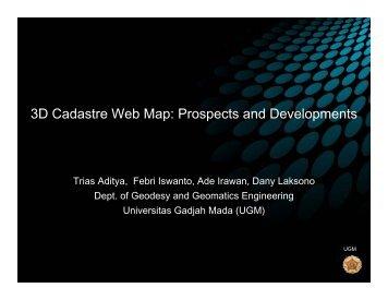 presentation - 3D Cadastres Workshop 2011