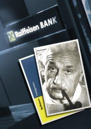 Napomene uz nekonsolidovane finansijske ... - Raiffeisen Bank